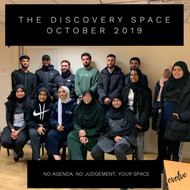 Harrow - An open space for young adults -  October 2019