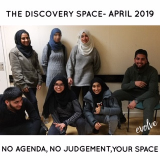 Harrow - An open space for young adults -  April 2019