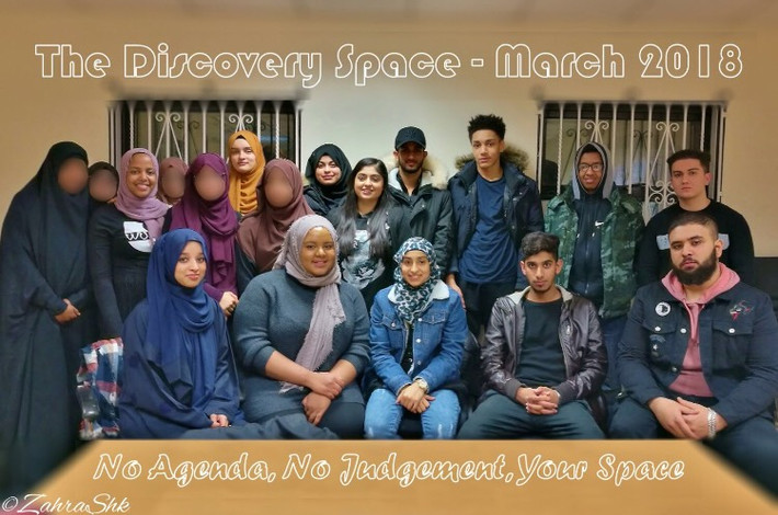 Harrow - An open space for young adults - March 2018