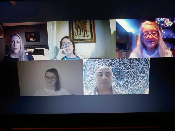 Positivity-Living with Rheumatoid Arthritis (The Inner Room) - January 2021
