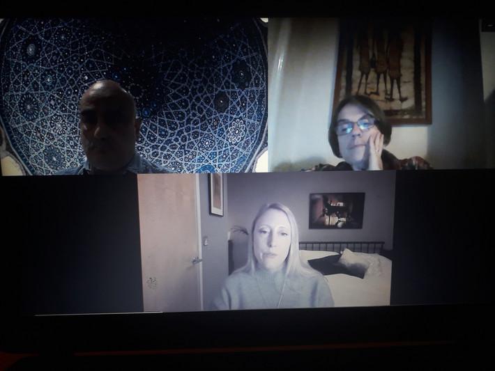 Positivity-Living with Rheumatoid Arthritis (The Inner Room) - February 2021