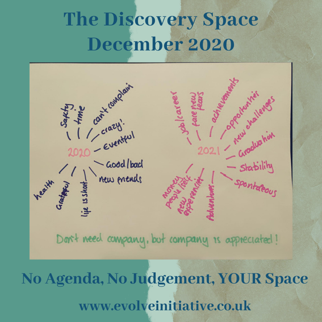 Harrow - An open space for young adults -  December 2020