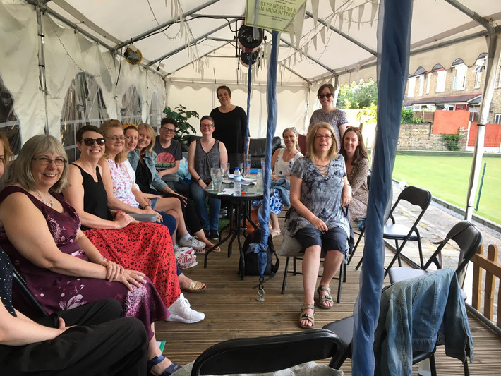 Walthamstow - Life After Cancer - July 2019