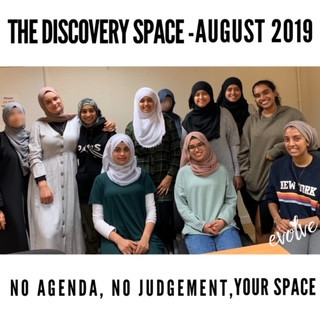 Harrow - An open space for young adults -  August 2019