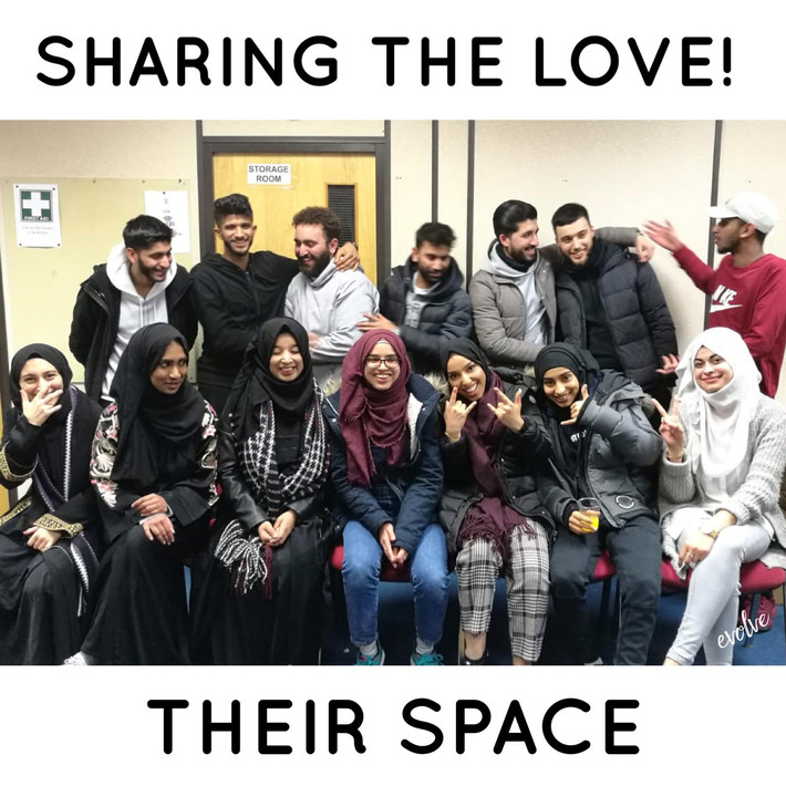 Harrow - An open space for young adults -  January 2018