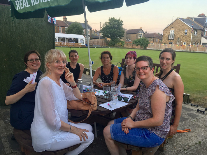 Walthamstow - Life After Cancer - July 2018