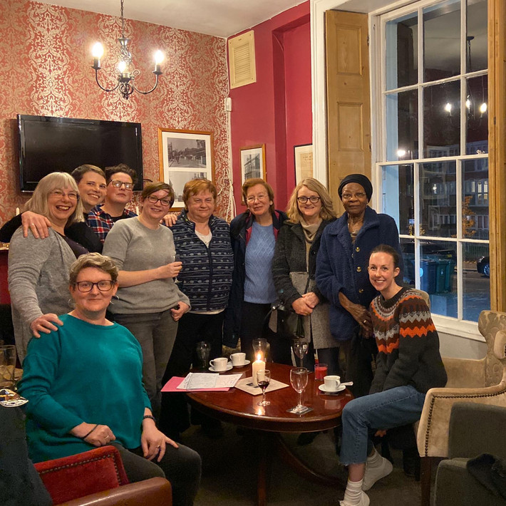 Walthamstow - Life After Cancer - November 2019