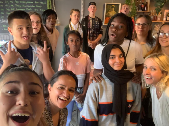 Walthamstow Open Pottery Space for Kids (8-16 years old) July 18th 2019