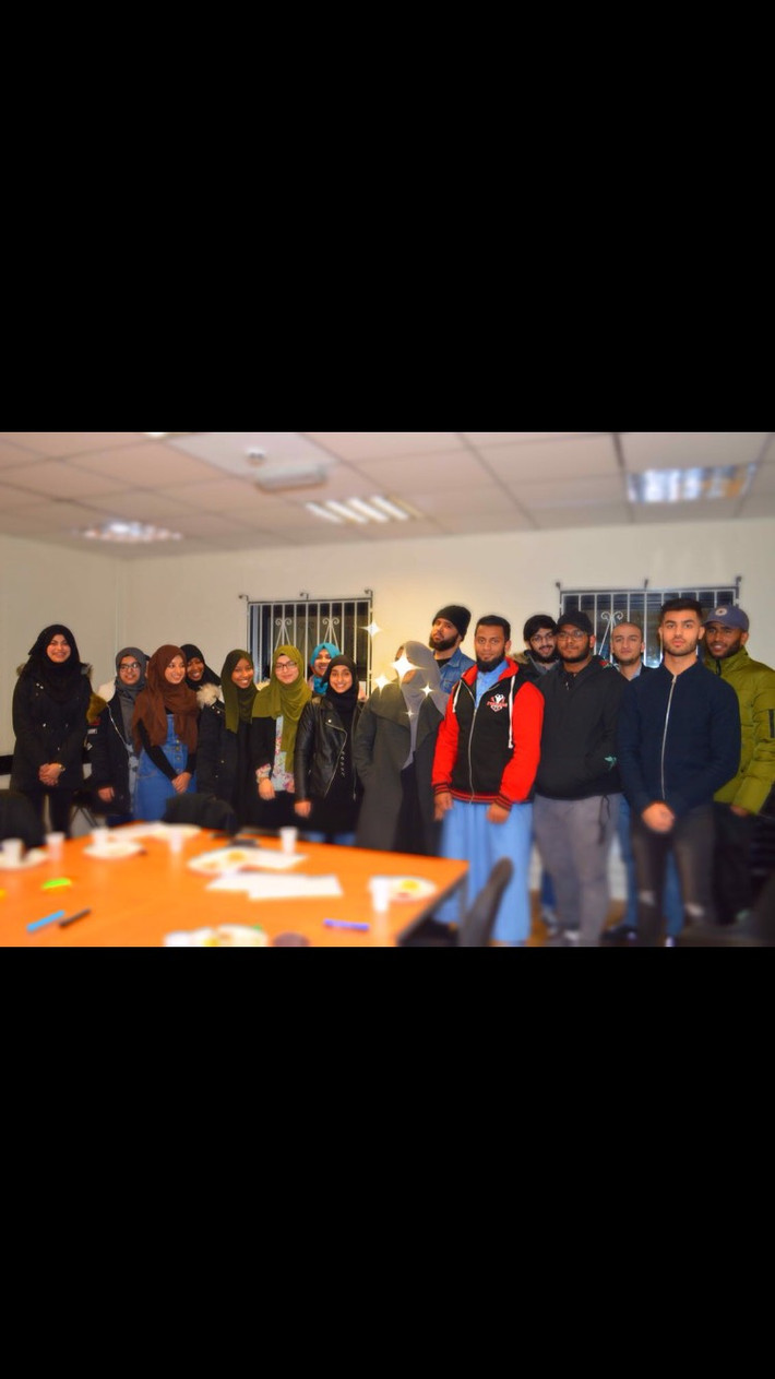 Harrow - An open space for young adults - February 2018