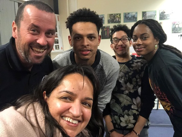 Walthamstow Open Space Young People -  February 2019