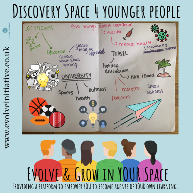 Harrow - An open space for young people (15-17 year olds) -  March 2021