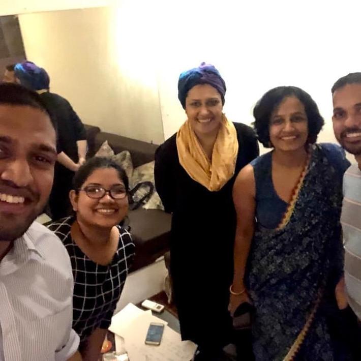 Columbo, Sri Lanka - January 2020