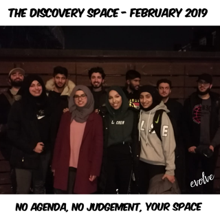 Harrow - An open space for young adults -  February 2019