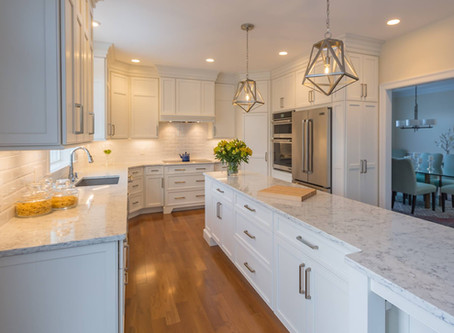 Top 4 Kitchen Design Trends in 2019