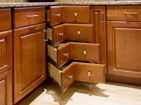 Custom Cabinets Offer Unique Storage: Kitchen Inspiration