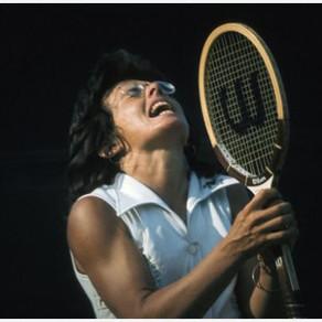 Billie Jean King: Women's Tennis Star