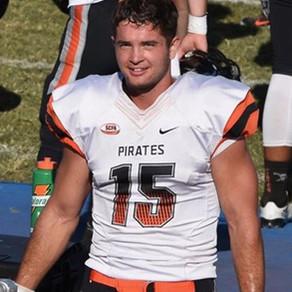 Brock Domann: College QB