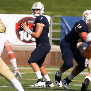 Nick Tiano: Tennessee Chattanooga's Sleeper Quarterback