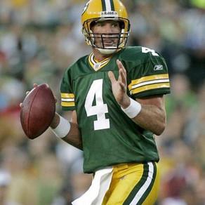 Brett Favre: NFL QB, MVP, Hall of Fame