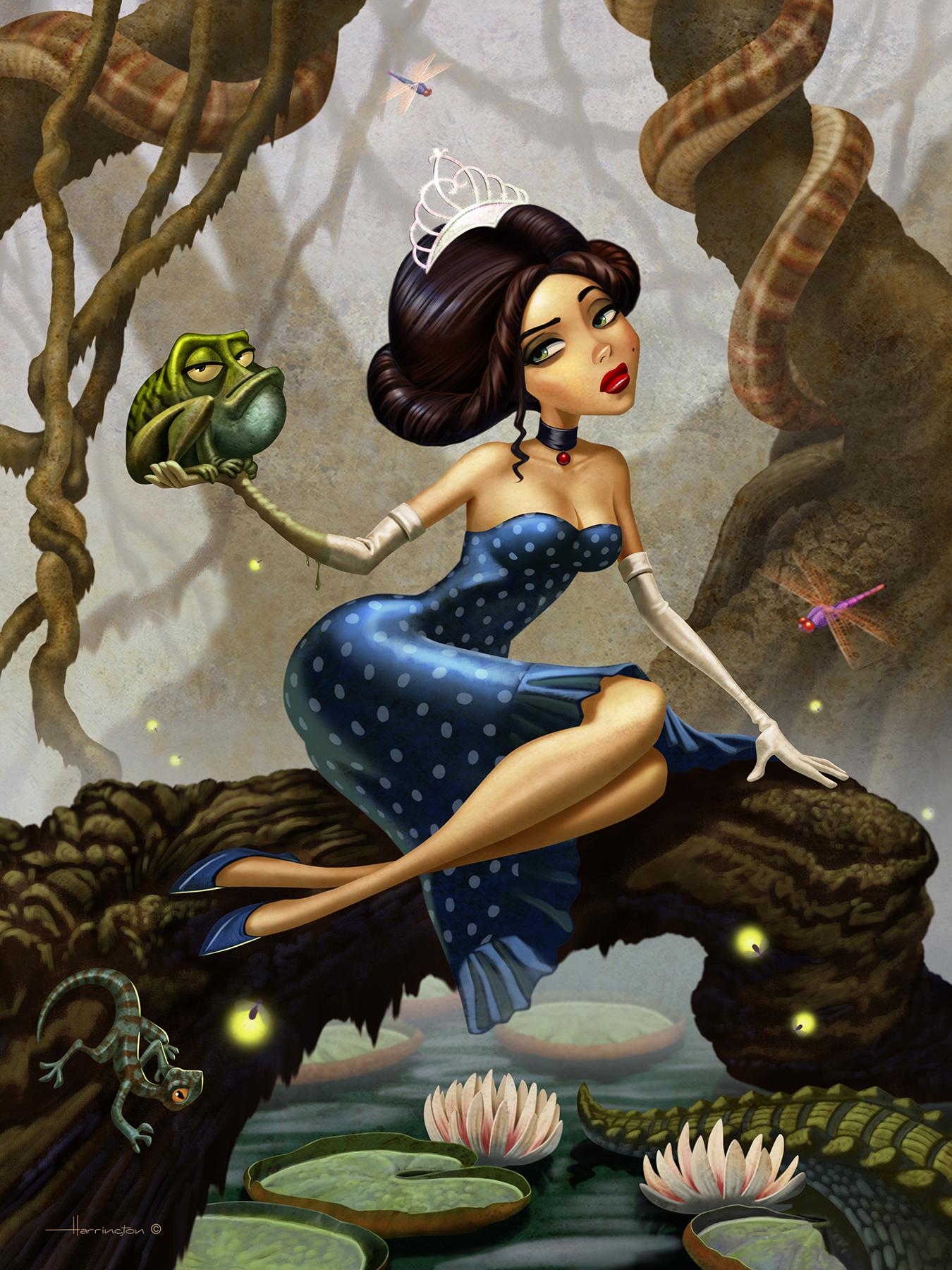 Princess and the frog 1