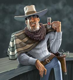 slim shooter cowboy12