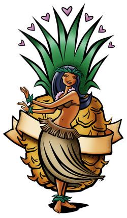 Pineapple Cintron