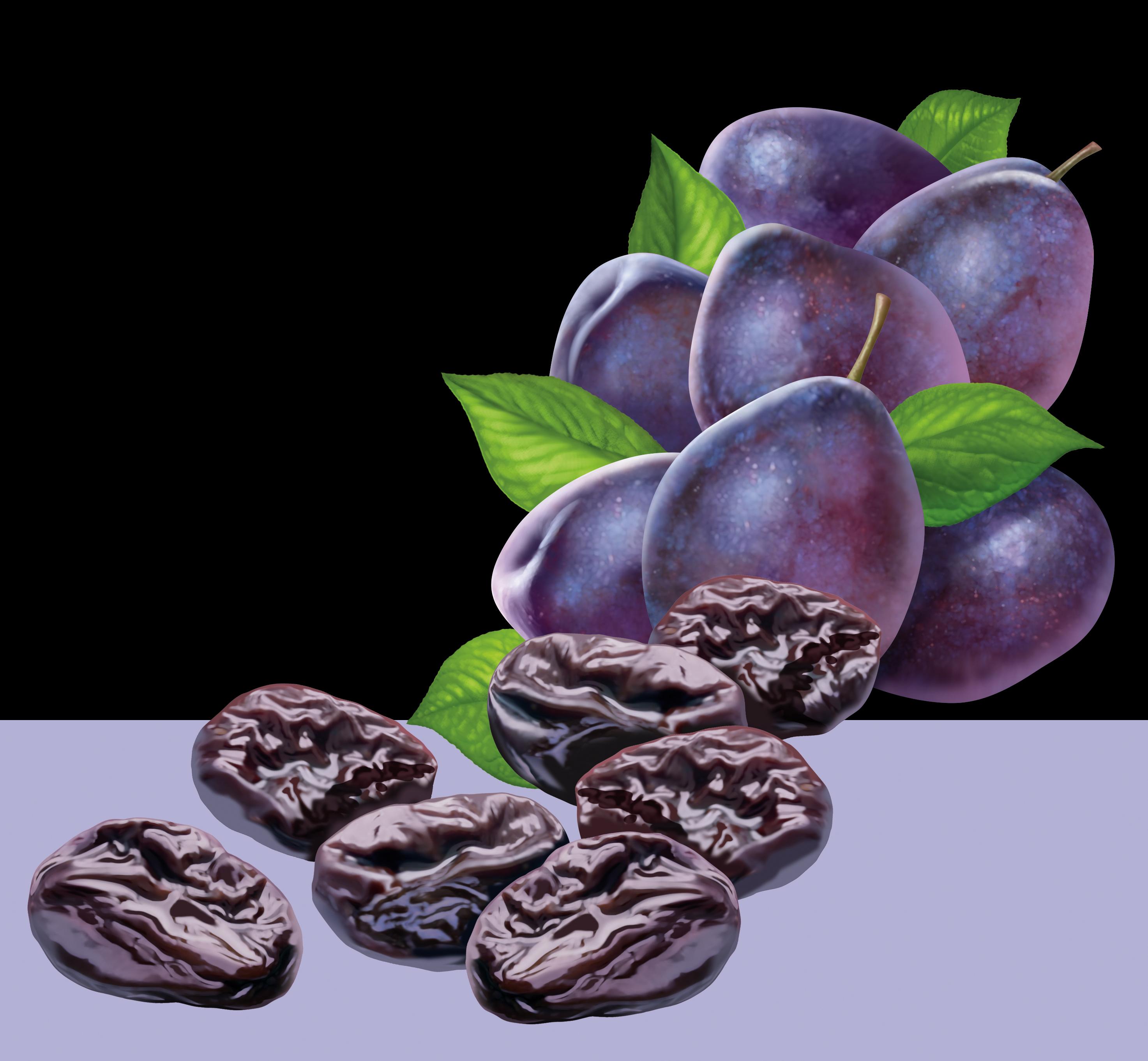Whole Prunes
