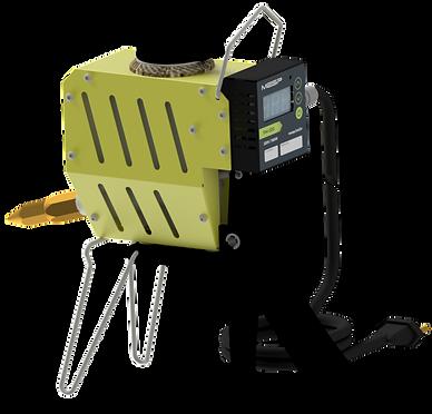 Pistola manual para aplicação de adesivo hot-melt  - Modelo 200