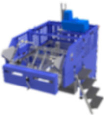 Máquina Montadora de Caixas MMC - 1000 | Mesp