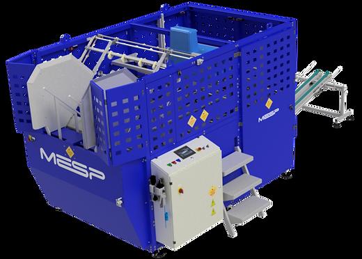 Máquina montadora de caixas bandeja simples - Modelo 2000