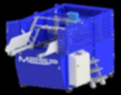 MMC - 2000 - Esteira de alimentação - Se