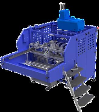 Máquina montadora de caixas - Modelo 600
