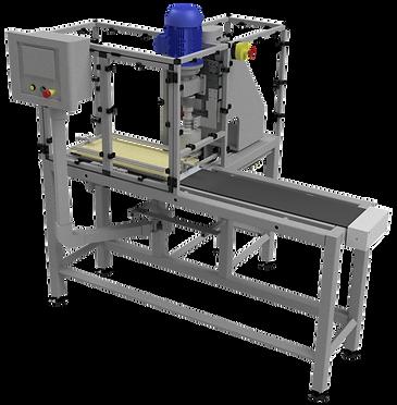 Máquina cortadora de massas - Modelo 3600