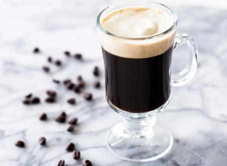 Espante o frio com o Irish Coffee