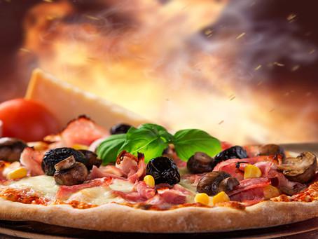 Faça sua própria massa de pizza!