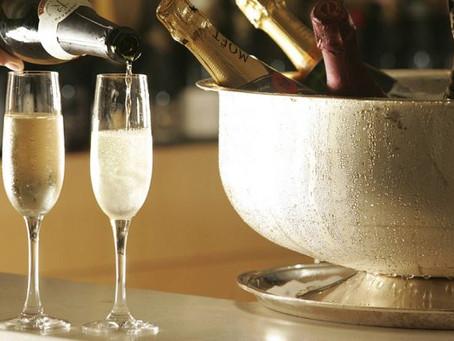 A história de sucesso do champagne