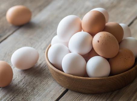 Ovos vermelhos são mais saudáveis?