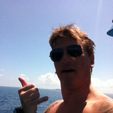 Chris @ Maldives