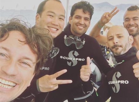 Dive Travel Mallorca | June 2018 | Sun, Sea and El Toro!