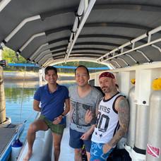 Luka, Nima & Jeroen