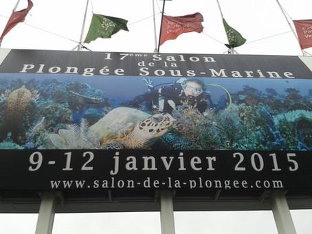 Paris Dive Show | January 2015