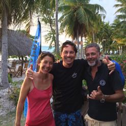 Dirck & Sabine Fakarava Atoll