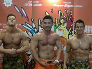 SuperSlyde Debuts at Asia Adult Expo 2012