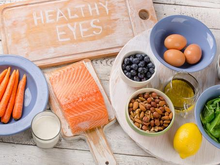 Healthy Diet = Healthy Eyes
