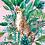 Thumbnail: Tropical Cheetah Fine Art Print
