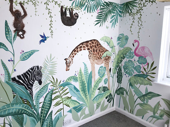 Bespoke Wall Mural