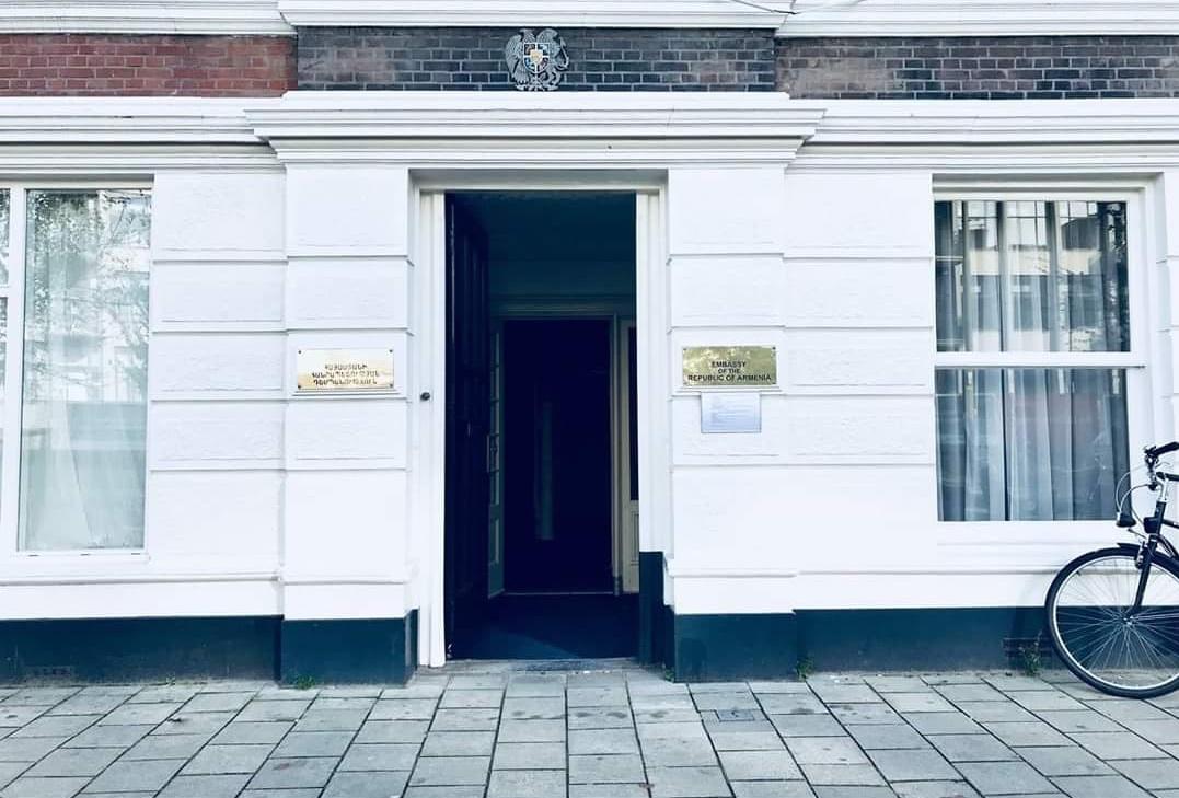 Embassy of Armenia in the NL