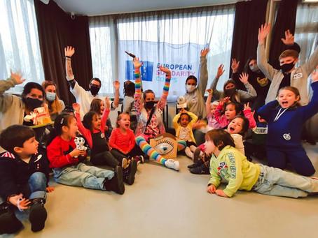 """Dutch for Non-Dutch"" Workshop day ""SENSES"""