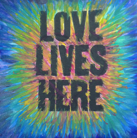 Love Lives Here (2018)