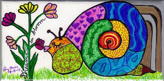 Zen Snail (2013)
